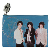 Jonas Brothers - Group Glitter Coin Purse