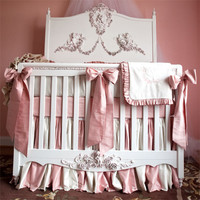 Mirabelle Convertible Crib : Ultimate Posh at PoshTots