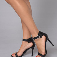 Basic Instinct Heel - Black