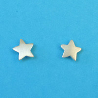Tiny Studs Star Halloween Earrings Night  Moon Small Women Girl Teen Kids Jewelry Twilight Romantic mom for her