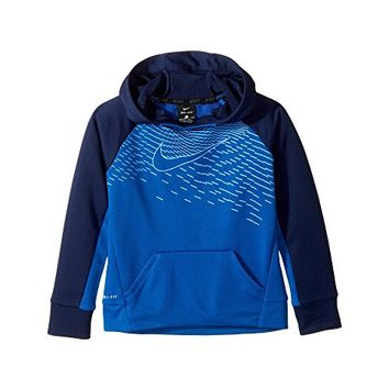 Nike Kids Dri-FIT French Terry Pullover Hoodie (Toddler)