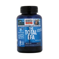 Health From The Sun The Total Efa Fish Oil 1200 Mg (90 Softgels)