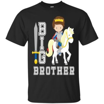 Big Brother Knight Short Sleeved T-Shirt For Toddlers