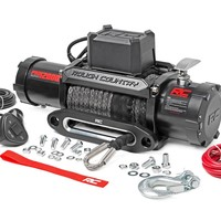 Best Winch for the Jeep Wrangler PRO Winch 12,000 Lbs