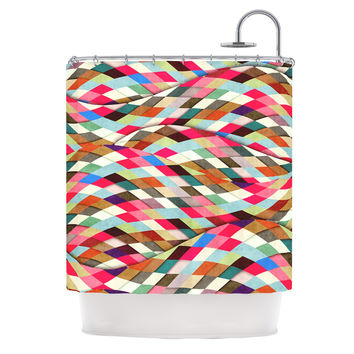 "Danny Ivan ""Adored"" Art Object Shower Curtain"