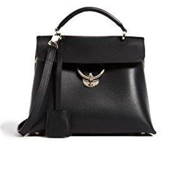 Salvatore Ferragamo Women's Jet Set Small Satchel