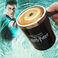 Harry Potter Automatic self stirring mug Cup harry potter Coffee mug Cups Stai