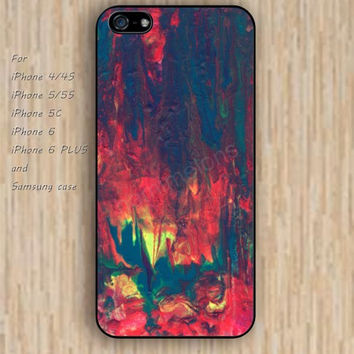 iPhone 6 case Abstract ink painting iphone case,ipod case,samsung galaxy case available plastic rubber case waterproof B220