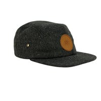 AM Speckled Tweed 5 Panel Hat
