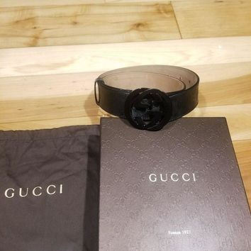 DCCK gucci belt 80 32 Authentic