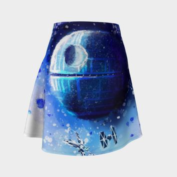 Star Wars - A New Hope Awakens Flare Skirt