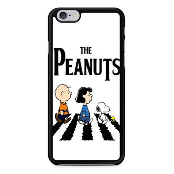 Peanuts Beatles iPhone 6/6s Case