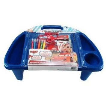 Disney Cars Sit N Play Art Activity Tray