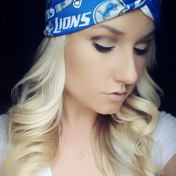 Detroit Lions Headbands