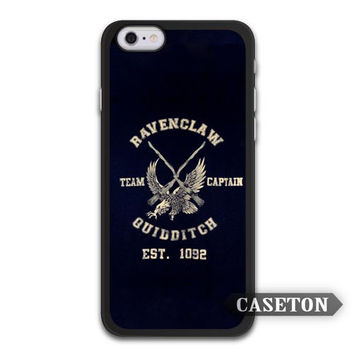 Harry Potter Ravenclaw Quidditch Team Case For iPhone 7 6 6s Plus 5 5s SE 5c 4 4s and For iPod 5