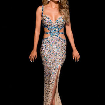 Jasz Couture 4109C JASZ Couture Prom Dresses, Evening Dresses and Homecoming Dresses | McHenry | Crystal Lake IL
