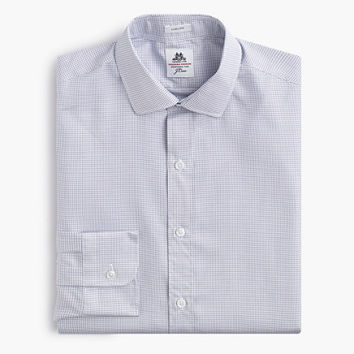 Thomas Mason For J.Crew Ludlow Shirt In Grid Check