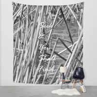 Seek & You Shall Find. Wall Tapestry by Moonshine Paradise | Society6