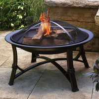 "Walmart: Better Homes and Gardens 30"" Fire Pit"