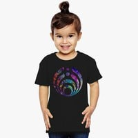 Bassnectar Galaxy Toddler T-shirt