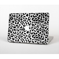 "The Vector Leopard Animal Print Skin Set for the Apple MacBook Pro 15"" with Retina Display"