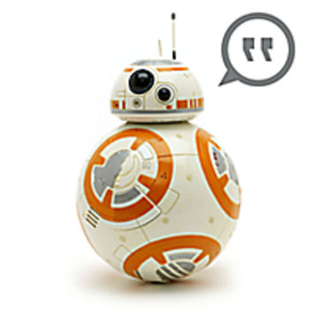 BB-8 Talking Figure - 9 1/2'' - Star Wars: The Force Awakens