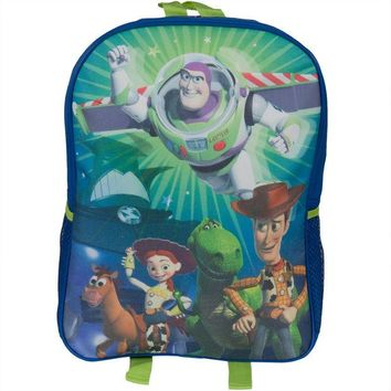 DCCK8UT Toy Story The Whole Gang Portrait Medium Backpack