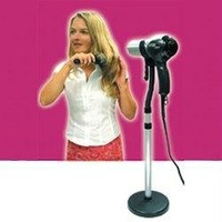 Hair Dryer Stand by Lady Elegance