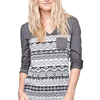 Roxy Convertible Long Sleeve Top at PacSun.com