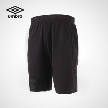 Umbro Men Summer Shorts Running Football Training Pants Exercise Shorts Pants Men Quick Dry Pants UCC63743
