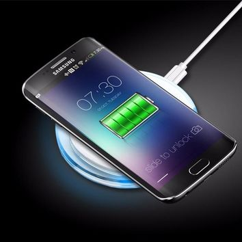 Original Wireless Charger Qi Charging Pad For iPhone X iphone 8Plus