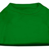 Plain Shirts Emerald Green Med (12)