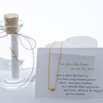Mother of the bride gift set, message in a bottle, Mothers Day Gift