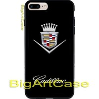 New Hot Rare Cadillac Crown Logo CASE COVER iPhone 6s/6s+7/7+8/8+,X and Samsung