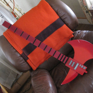Marshall Lee the Vampire King's Axe Guitar