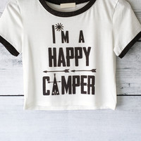 I'm a Happy Camper T-Shirt