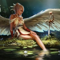 Good Angel by James wolf strehle