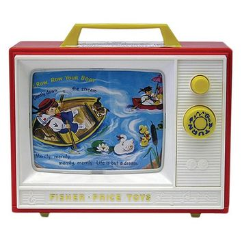 Fisher-Price Fisher-Price Television Toy