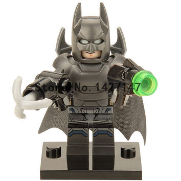 2016 new Single sale XH226 DC Super Heroes Batman v Superman: Dawn of Justice Minifigures Building Block children toy gift