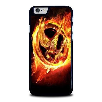the hunger games iphone 6 6s case cover  number 1