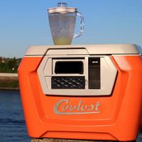 COOLEST COOLER: 21st Century Cooler that's Actually Cooler — Kickstarter