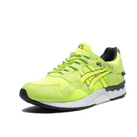 "UBIQ X ASICS GEL LYTE V ""HAZARD"" - LIME 