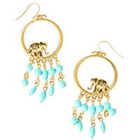 Lilly Pulitzer Tipsy Gypsy Earrings