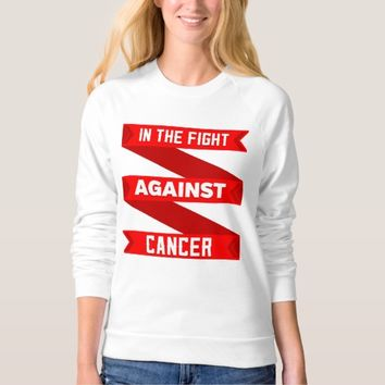 In The Fight Against Blood Cancer Sweatshirt