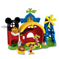 Mickey Mouse The Barnyard Dance Farm - Fisher-Price Online Toy Store