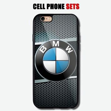 BMW Logo Grid Custom For iPhone Case Cover