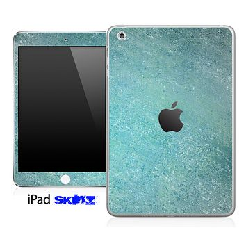 Dusty Blue Surface Skin for the iPad Mini or Other iPad Versions