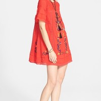 Women's Free People 'Perfectly Victorian' Minidress,