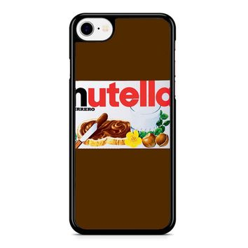 Nutella Bottle iPhone 8 Case