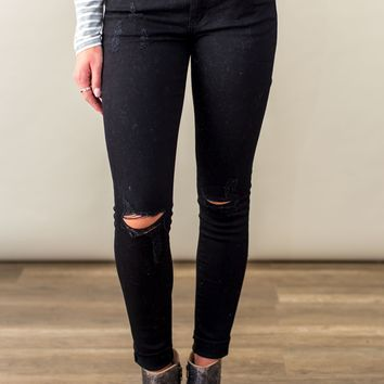 Kan Can-Make It There Black Skinny (3-3X)